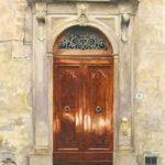 Porto di Firenze – Florence Building Door – Italy Art Gallery – Fine Art Prints For Sale