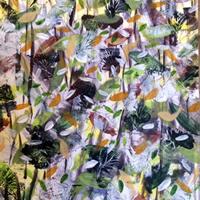 Winter Flowers Painting – Four Seasons Collection – Art Prints – Hampton London Artist Jennifer Brown