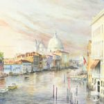 Venetian Sunset – Grand Canal – Venice Art Gallery – Fine Art Prints for Sale