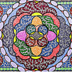 Pattern Imagery – Rose by Martyn Wyndham-Read