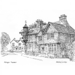 Abinger Hammer Artwork – Guildford & Dorking