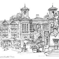 Kingston Market Place Artwork – Malcolm Surridge