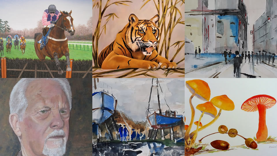 Cranleigh Art & Crafts Society – Meetings & Exhibitions