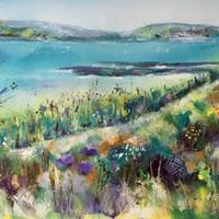 Coastal Path – Cornwall Coast & Seaside Art Gallery