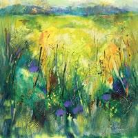 Lovely Walk Painting – Cornwall Coastal Path Art Gallery