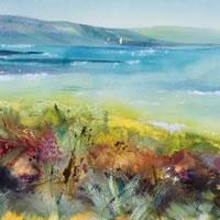 North Cornwall Coast Painting – Coast & Seaside Art Gallery