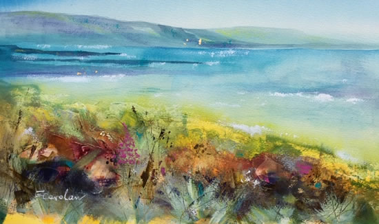 North Cornwall Coast Painting - Coast & Seaside Art Gallery