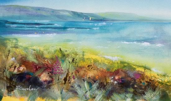 North Cornwall Coast Painting - Coast & Seaside Art Gallery