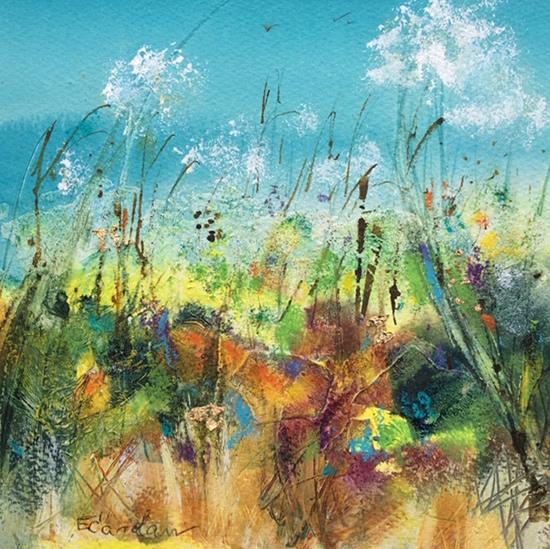 Summer Mood - Cornwall Coastal Path & Seaside Art Gallery