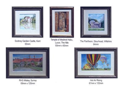 Sue Lee Miniature Collection website