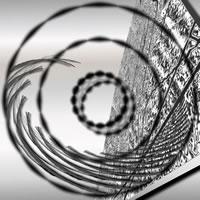Abstract Digital Art – Lunar Mission – Guildford Surrey Artist – Nicola Hawkes – Wibbles