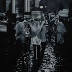 Billingsgate Fish Market – London Art Gallery – Jane Atherfold – Sunningdale Art Society