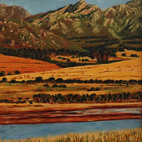 Bot River, Hermanus – South Africa Gallery – Jane Atherfold – Molesey Art Society