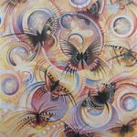 Butterflies – Metamorphosis – Fred Masters – Abstract Art – Paintings in Acrylic and Oil – Surrey Art Gallery