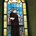 Stained Glass Window – Serenity – Surrey Artist Sherif Amin – Stained Glass Designer and Manufacturer and Painter
