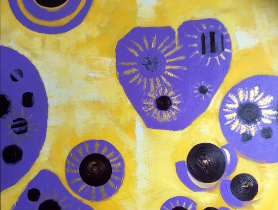 Coexistence 3 - Surrey Artist - Rajin Park - New Malden
