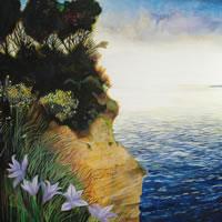 Corfu, Greece – Joanna McConnell – Landscape Artist – Surrey Art Gallery