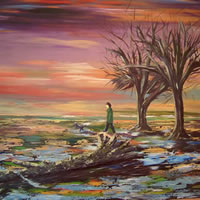 Countryside – Out For A Walk – Surrey Artist – Michael Palmer – Gallery.jpg