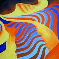 Contemporary Art - Peter Camden-Woodley