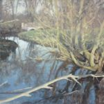 Kemishford, Worplesdon – David Deamer – Artist in Oils and Pencil Portraits – Surrey Art Gallery – Pirbright Art Club – Woking Society of Arts