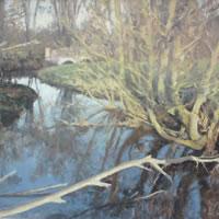 Kemishford, Worplesdon – David Deamer – Artist in Oils and Pencil Portraits – Surrey Art Gallery – Pirbright Art Club – Woking Society of Arts