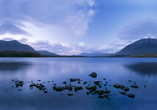 Lough Inagh, Connemara, Southern Ireland - Fine Art Photography - Norfolk Artist - Debbie Monique Jolliff - Gallery