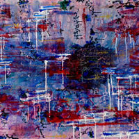 Orient – Contemporary Art – Fine Artist Specialising in Abstract Expressionism