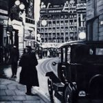 Regent Street – Black and White – London Gallery – Jane Atherfold – Sunningdale Art Society