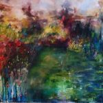 Summer 1 – Stephen Kinder – Godalming Artist – Farnham Arts Society – Surrey Art Gallery