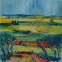 Tuscan Landscape, Italy - Stephen Kinder