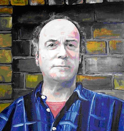 doug myers - portrait artist