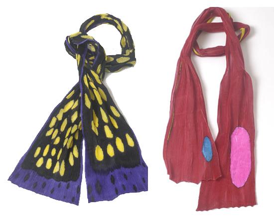 zainab ali_hand-painted silks
