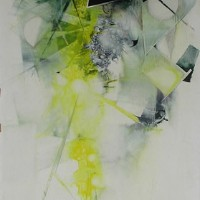 Abstract Art – Air and Line – Surrey Artist Bruce Beaugeard – Gallery