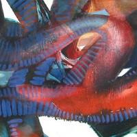 Abstract Art – Witchcraft – Surrey Artist Bruce Beaugeard – Gallery