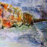 Beyond Broadchurch – West Bay, Dorset – Surrey Artist Ingrid Skoglund – Guildford Art Society, Village Artists, Pirbright Art Club and West Surrey Artists