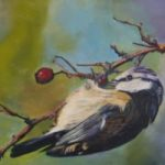 Bird – Blue Tit – Rodney Thomas Annetts – Woking Society Of Arts – Surrey Artists Gallery