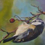 Bird – Blue Tit – Rodney Thomas Annetts – Woking Society Of Arts – Surrey Artists Gallery