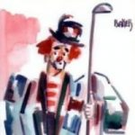 Clown – End of the Game – Golf – Clown Artist – Miles Baker – Devon Artist