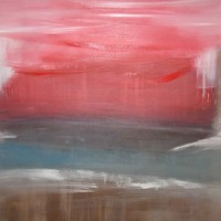 From Earth to Heaven – Heather MacDonald – Paintings in Oils and Acrylics, Combined With Textures – Contemporary Abstract Art – Surrey Artists Gallery
