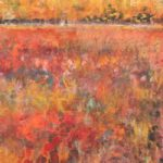 Italian Landscape – Grainne Roche – Fine Artist – Byfleet Art Group – Woking Society of Arts – Surrey Art Gallery