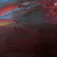 Life – Surrey Artist Usha Chambore – Acrylic Paintings and Prints