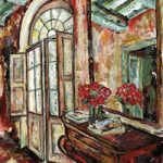 Open Door – Grainne Roche – Fine Artist – Byfleet Art Group – Woking Society of Arts – Surrey Art Gallery