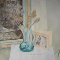 Personal Treasures – Paintings and Drawings in various Media – Vanessa Kennedy – Surrey Artist – Surrey Art Gallery