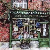 Shop – Cobblers – Susie Lidstone – Surrey Artist – Farnham Art Society, Guildford Art Society