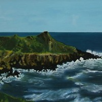 Ballycottin Bay, Cork, Republic of Ireland – Florenca (June Martin) – Surrey Artists Gallery