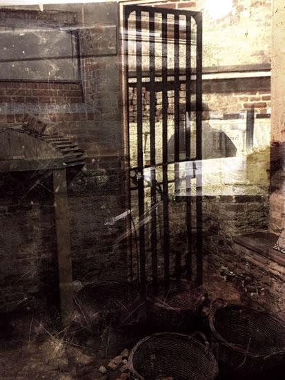Digital Art - Sutton House Hackney - Cate Field - Digital Artist, Art Teacher and Tutor - Surrey Artists Gallery