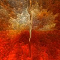 Digital Art – Twirl – Anthony McNamee (aka blamo) – Master Silkscreen Printer – Surrey Artist – FESPA Screen-Printing Association and PRISM Digital Association
