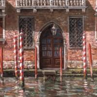 Faded Elegance – Malcolm Surridge – Artist – Landscape Paintings – Surrey Artists Gallery