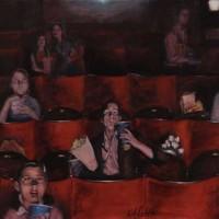 Fine Art - Friday Night Date - William E. Rochfort