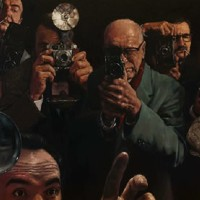 Photographers – The Opportunists – Sussex Artist – William E. Rochfort – Fine Art Oil Paintings and Limited Edition Fine Art Prints